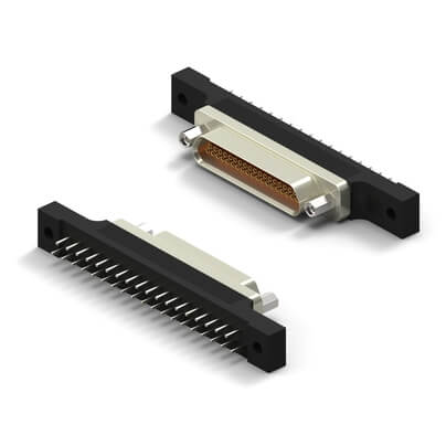 [PID 054] MicroD Vertical Circuit - Style 4 Standard Profile - Metal Shell